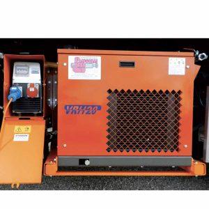 Compresor hidráulico de aire CH 75