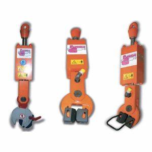 Extractor neumático para postes modelo PZ100