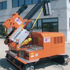 Máquina hincadora (hincapostes) mod. 900