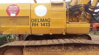 Maquina de Pilotes Delmag RH1413 – TGD 21