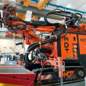 Máquina de segunda mano micros MDT 40K